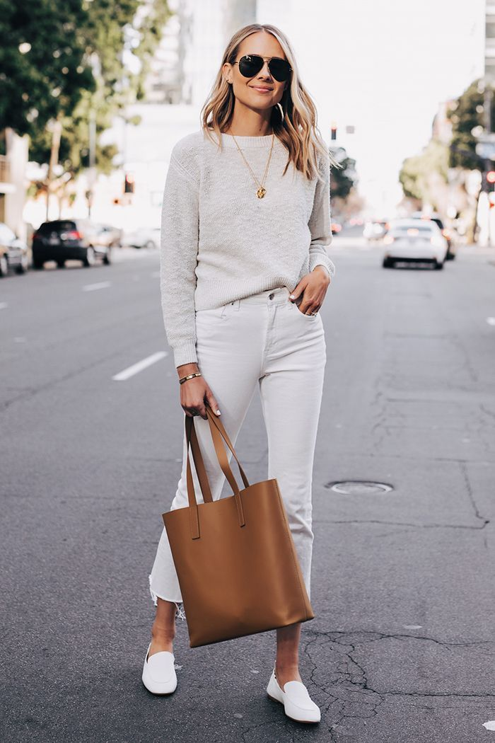 Daily Style Finds: 3 Ways to Style White for Fall