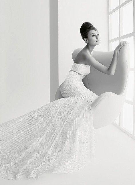Audrey Hepburn inspired dream wedding dress. and i HATE strapless ...