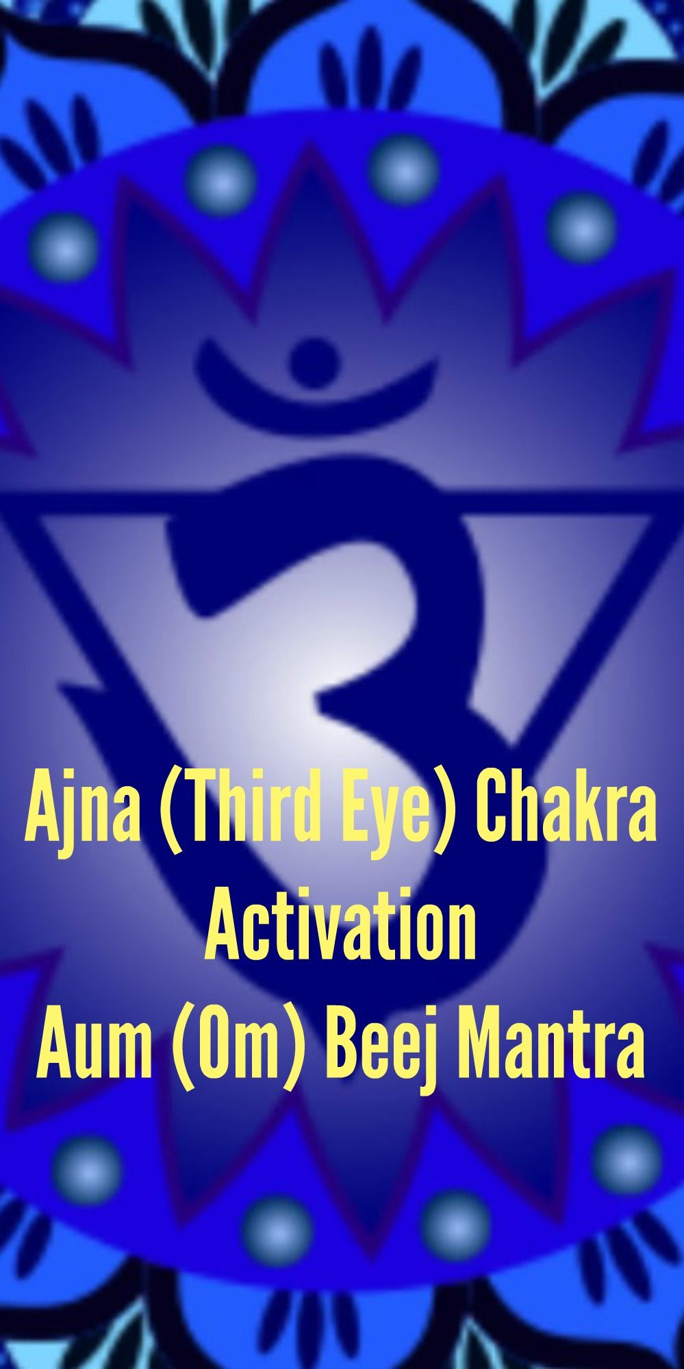 How to activate chakras pdf