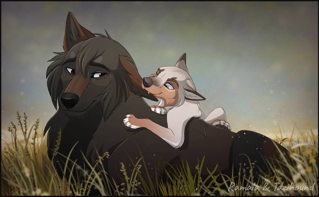 Photo of Father, Daughter by Ramala on DeviantArt