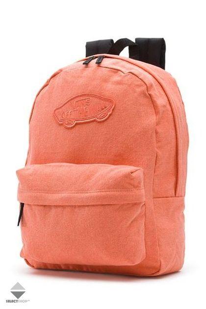 Plecak Vans Realm Backpack 22l Vnz0jfb Pink Vans Bags Vans Backpack Backpacks
