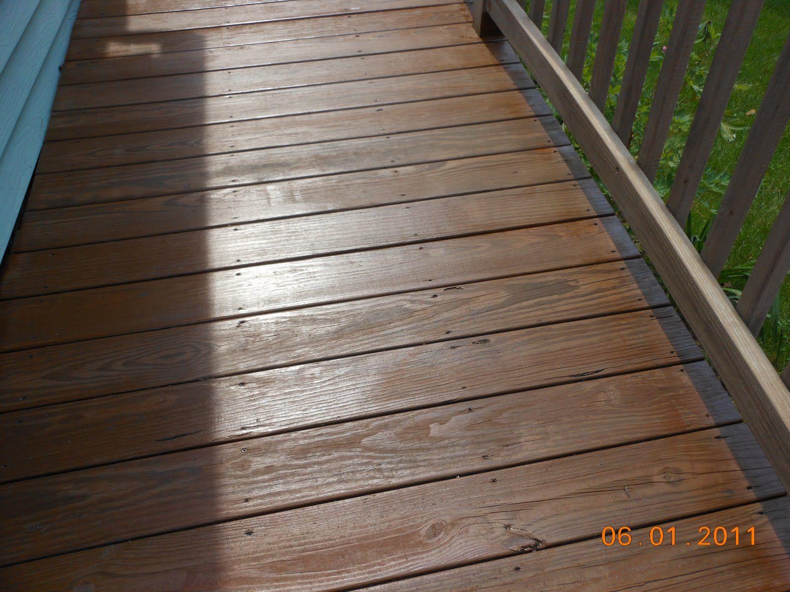 Cabot Semi Solid Bark Mulch Staining Deck Decks Backyard Deck