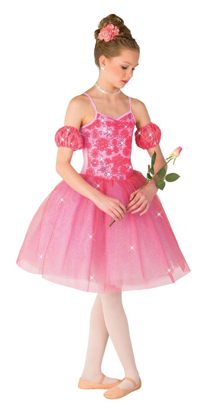 Costume Gallery: Ballet Girls Costume Details | Dance | Pinterest ...