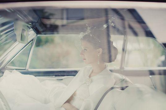 Romantic Bridal Hair. Photo Nadia Meli