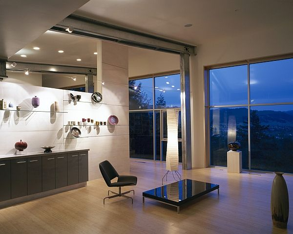 Beuatiful and artistic living area – Decoist