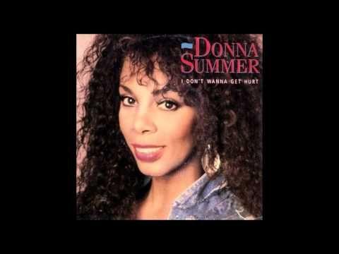 I Don't Wanna Get Hurt (Single Mix) [HD] by Donna Summer RIP....♥