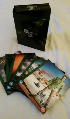 #Breaking bad - series 1-5 - #complete #(blu-ray, 2013, box set),  View more on the LINK: 	http://www.zeppy.io/product/gb/2/141942952498/
