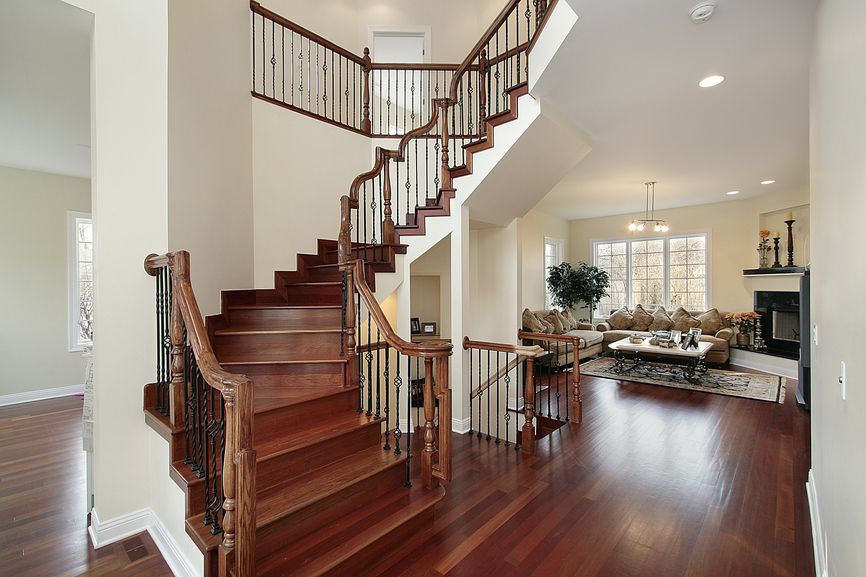 Open Concept Foyer Decorating Ideas : Foyer design ideas for all colors styles and