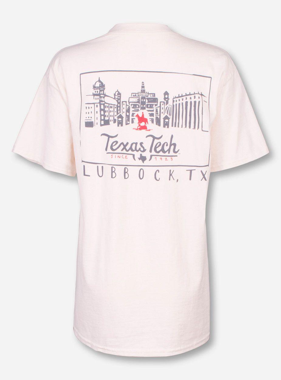 Texas Tech Snowglobe T Shirt Texas Tech Shirts Texas Tech Red Raiders [ 1250 x 925 Pixel ]