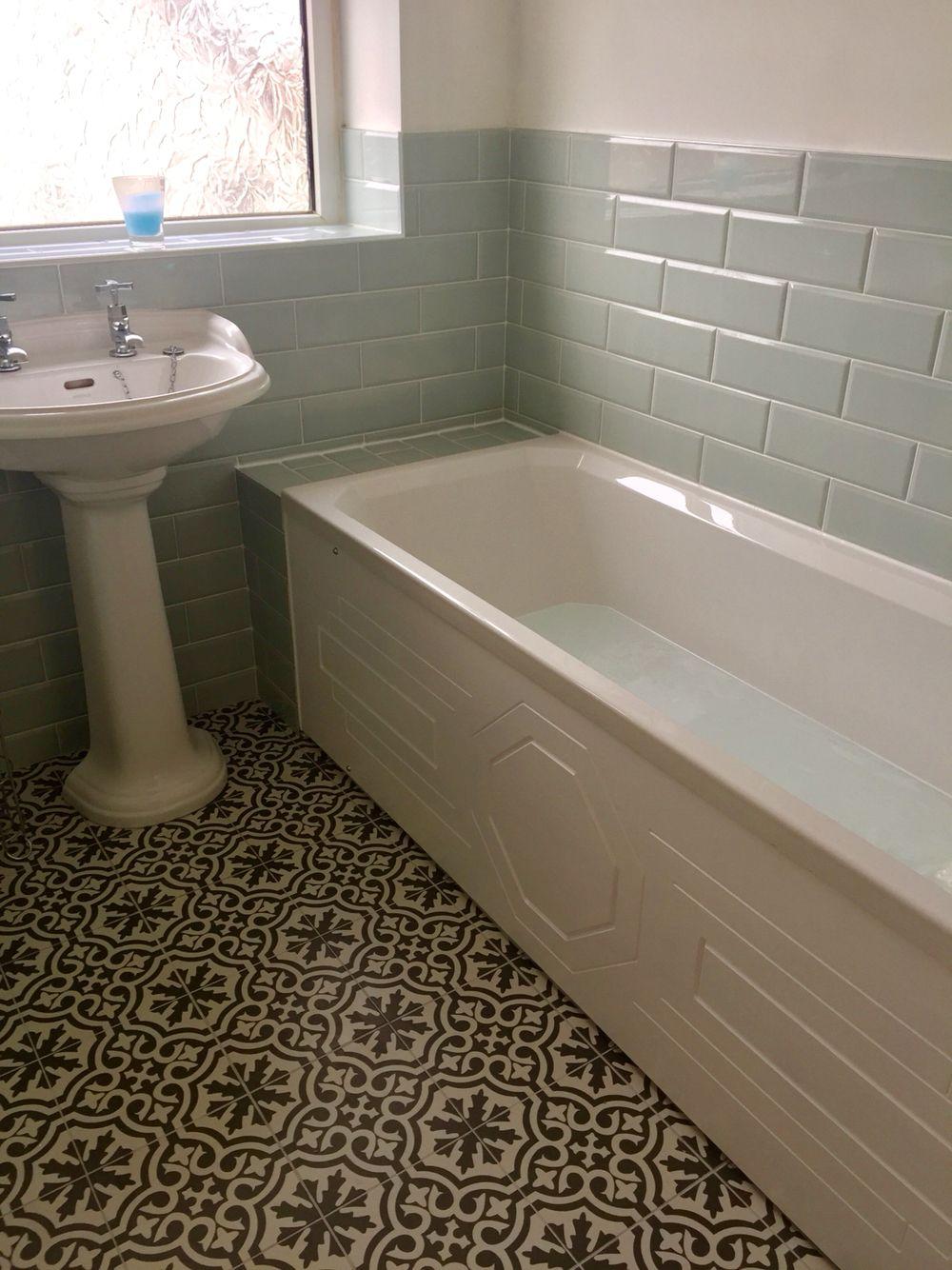 Topps Bathroom Tiles