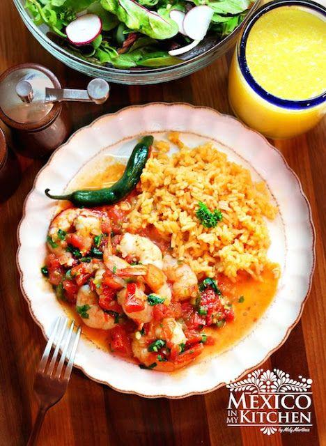 Shrimp mexican style or ranchero style easy and quick recipe shrimp mexican style or ranchero style easy and quick recipe forumfinder Images