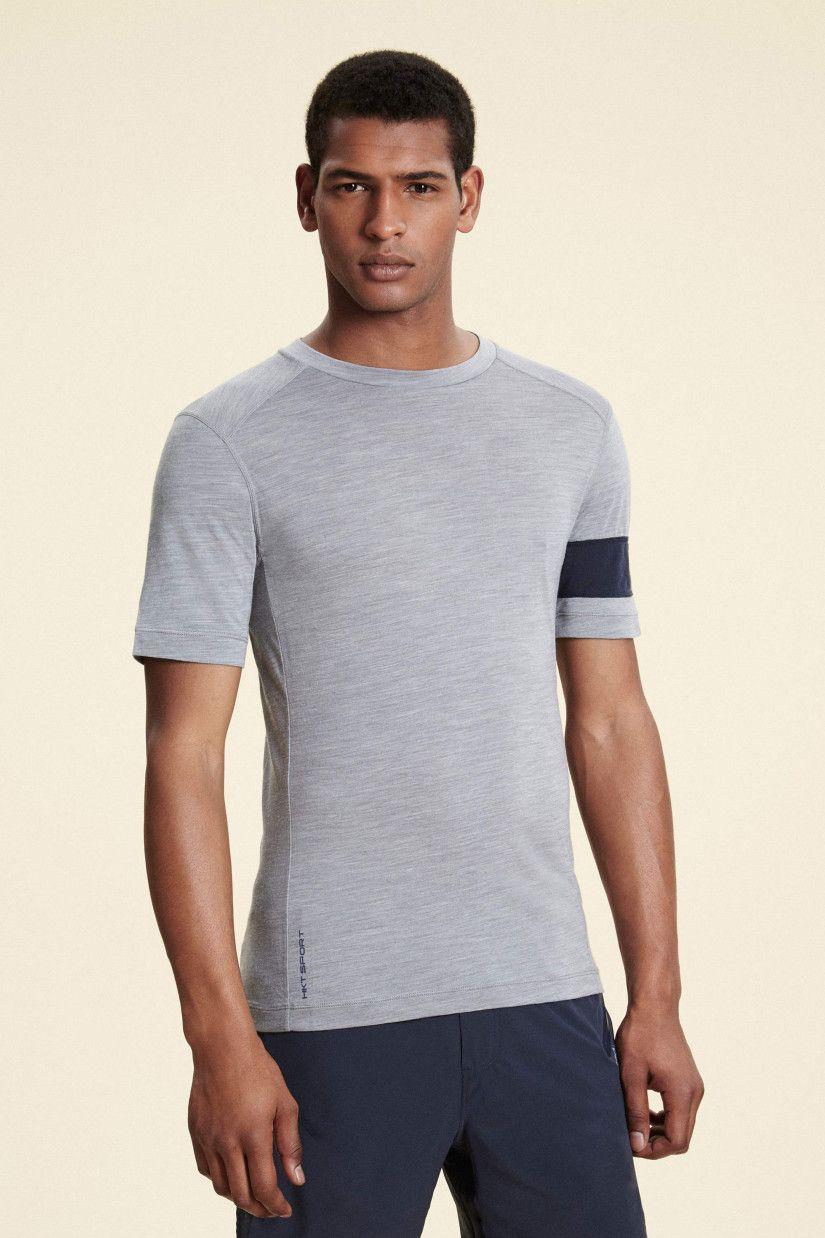 base GREY MARL 933 Mens attire, Mens tops, Shirts