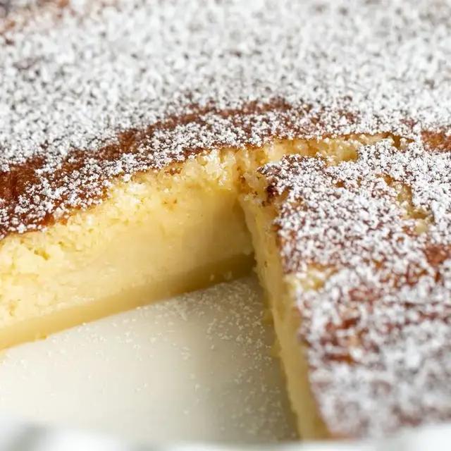 Custard Impossible Pie Recipe | Yummly