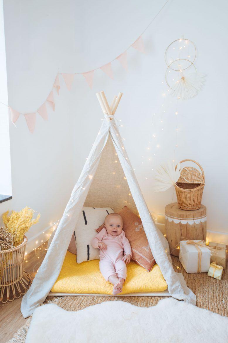 DIY Kids Indoor Play Tent images