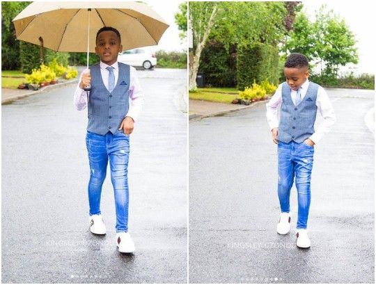 E Money shares stylish photos of his first son as he turns a year older http://ift.tt/2qEq46J