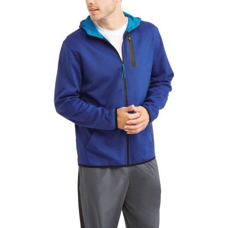 Russell Big Men's Double Knit Jacket