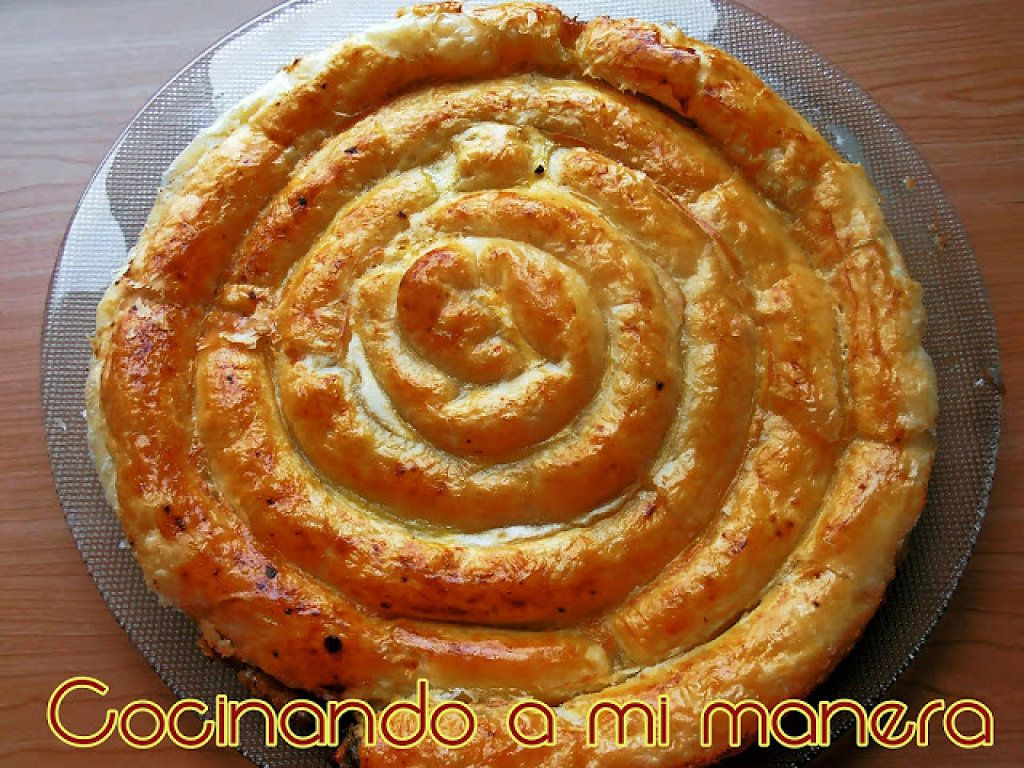 Como hacer hojaldre y 4 recetas de ejemplo | Cocinar en casa es facilisimo.com