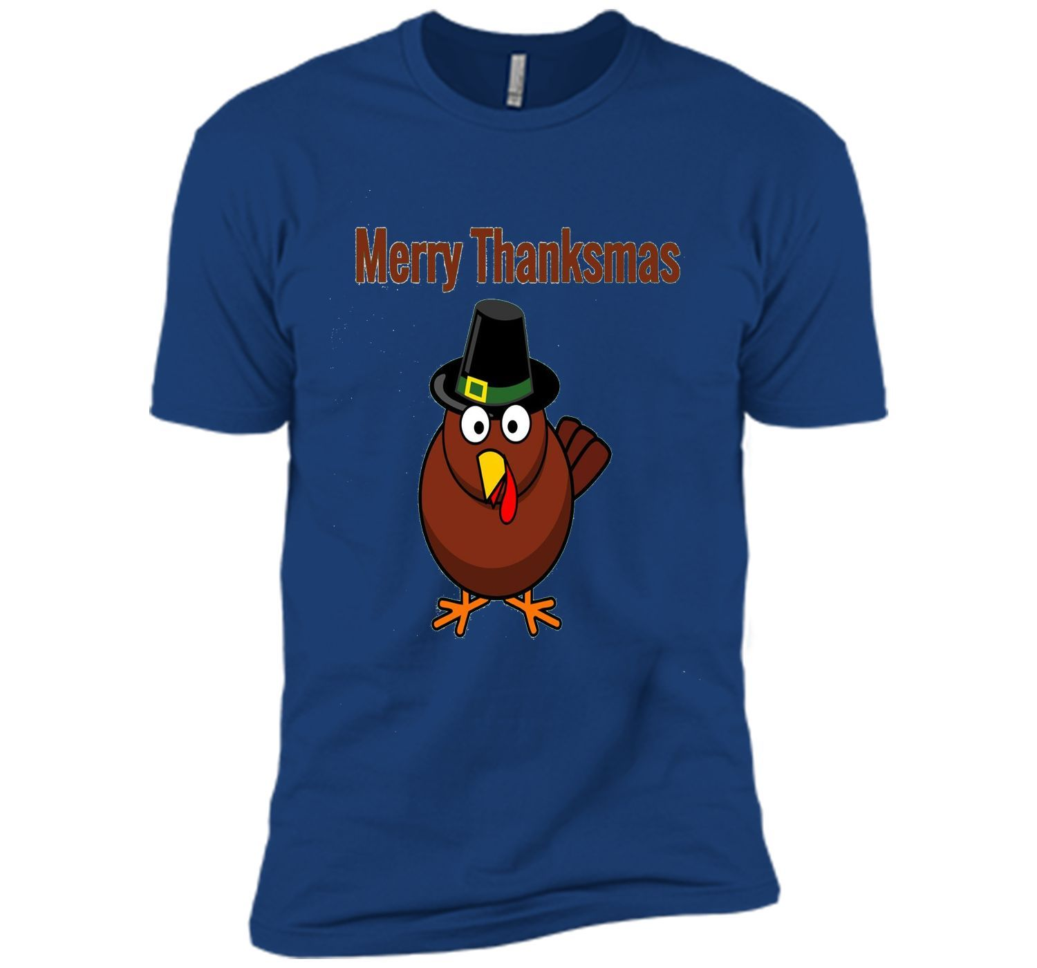 Merry Thanksmas Turkey Tshirt Limited Edition