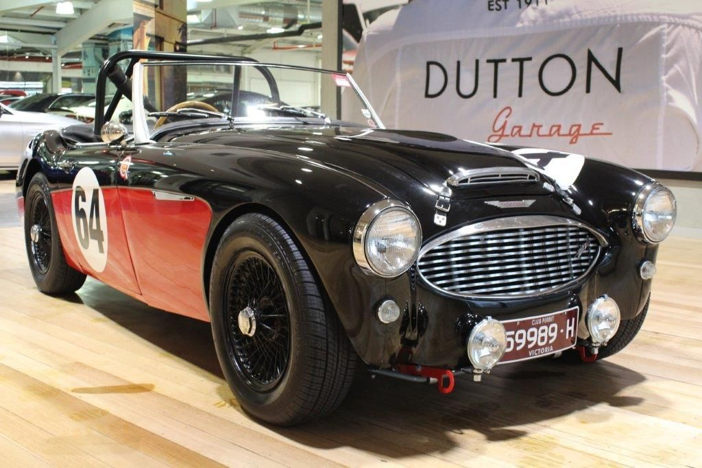 Austin Healey Roadster V E British