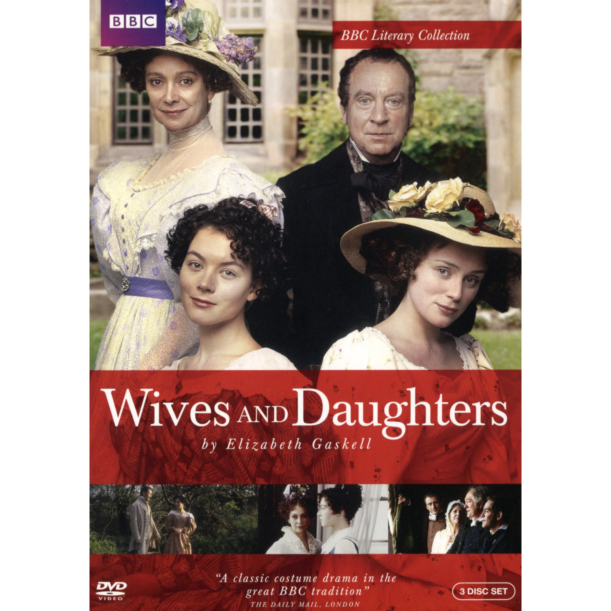 Wives & daughters (Dvd), Movies Period drama movies