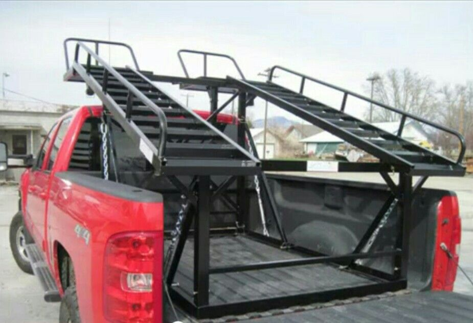 Pickup Bed Utv Transport Custom Truck Beds Truck Accesories Truck Bed
