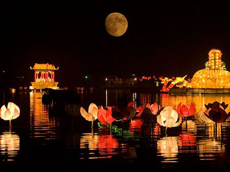 Its Mid-Autumn Festival! A night filled with moon cakes ...