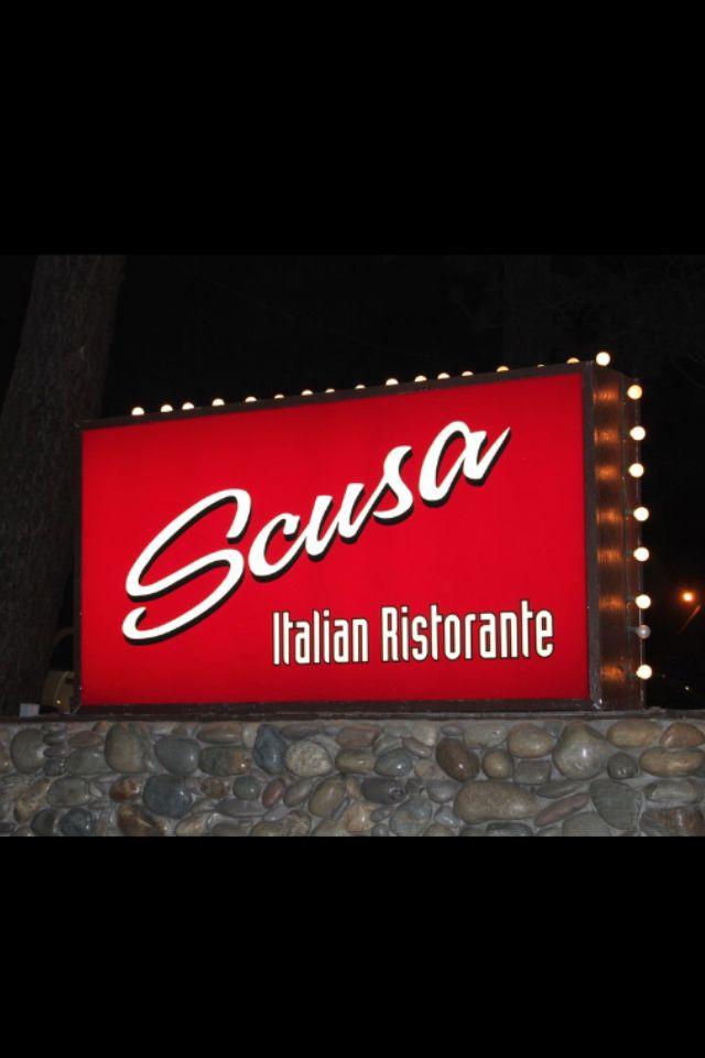 Scusa Italian Restaurant South Lake