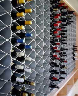 Wine rack by Echelon