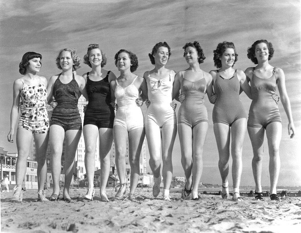 Sun emporium girls vintage meadow long sleeve swimsuit, girls swimwear