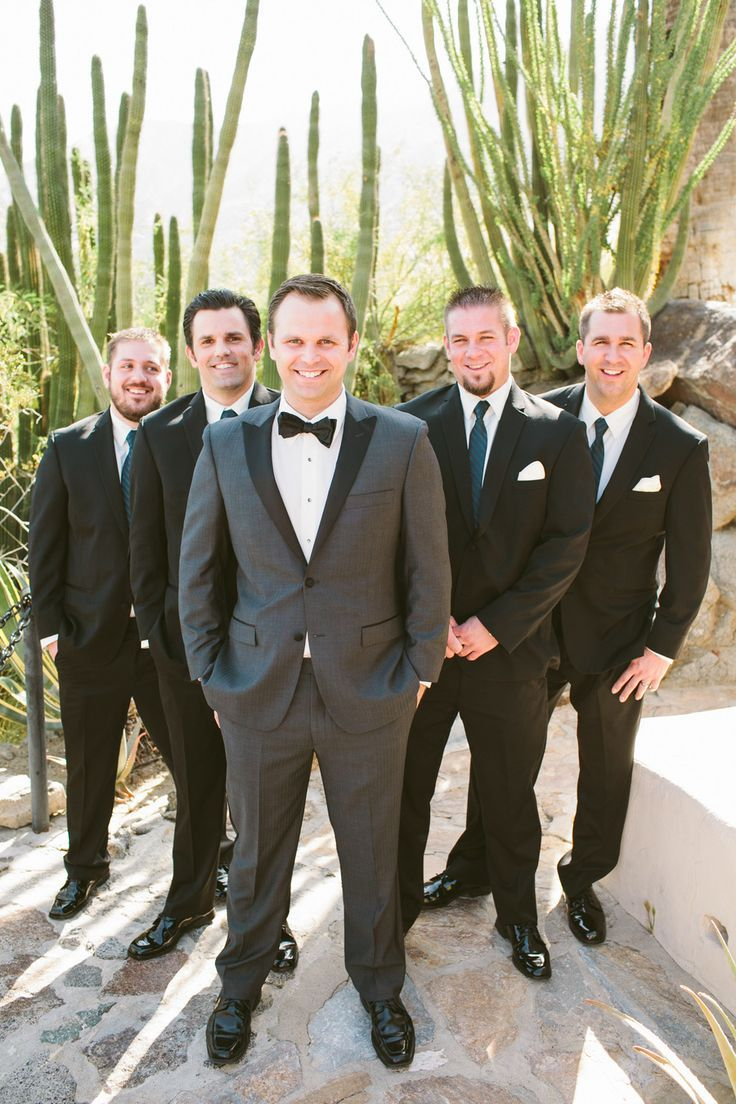 Image result for groomsmen black suits | Color Comparisons ...
