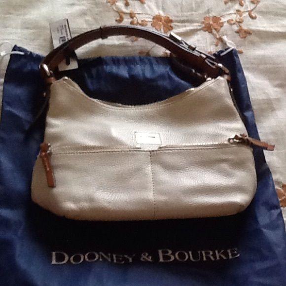 Leather Dooney Bourke Handbag