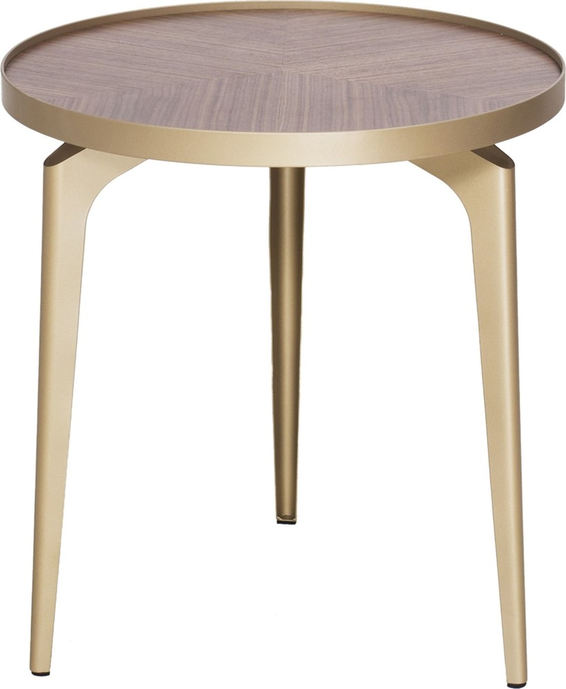 Revel End Table Midcentury Side Tables And End Tables By Hedgeapple End Tables Side Table Home Decor