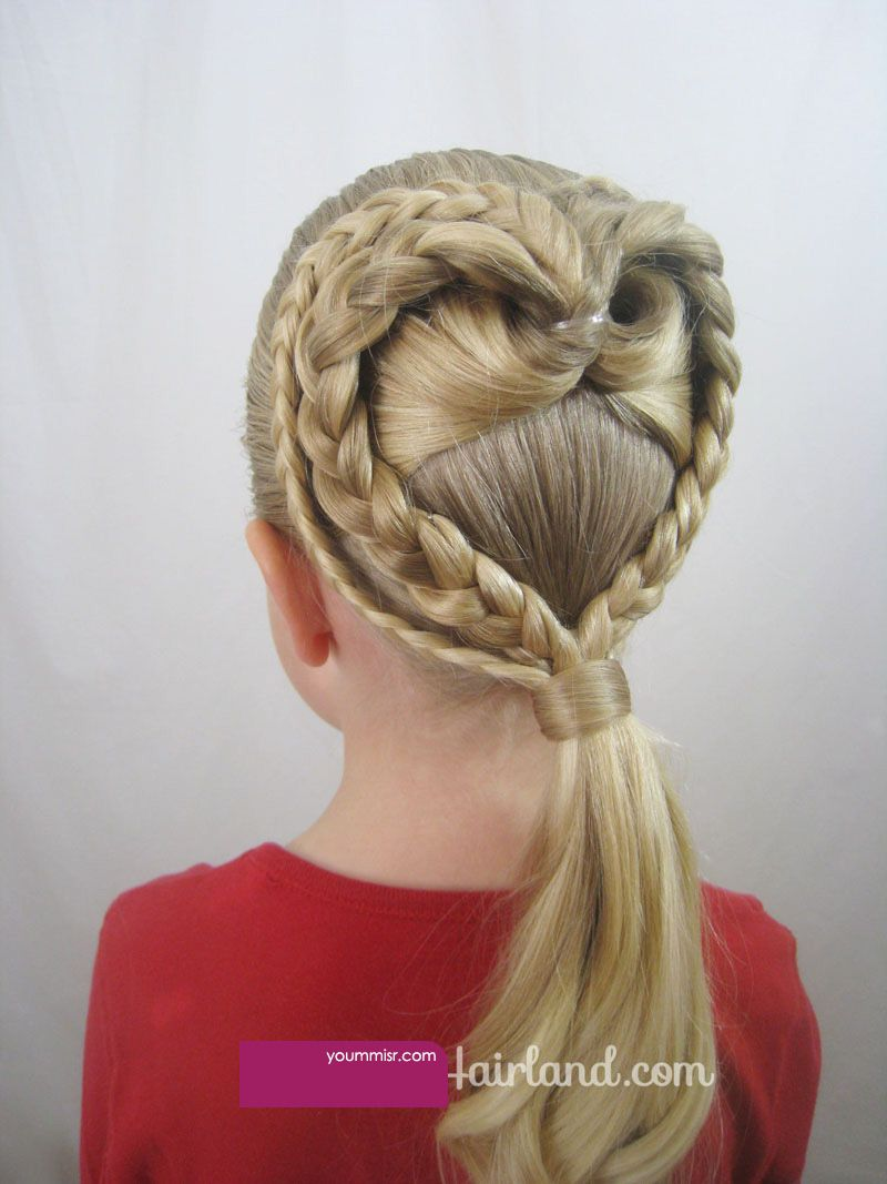 Pin by maria thornton on naile's it Hair styles