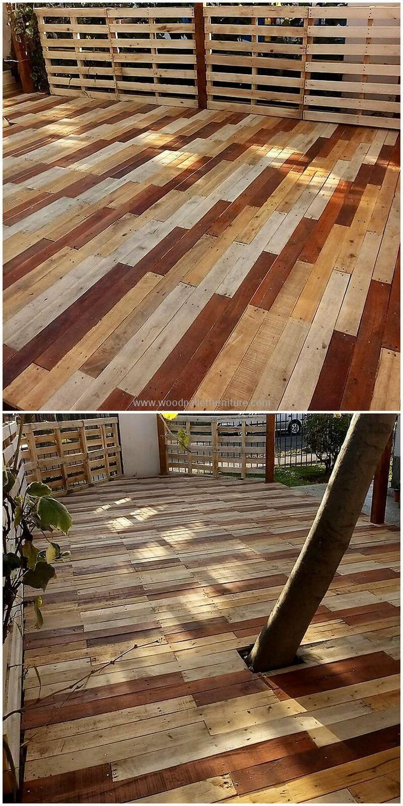 Incredible DIY Pallet Ideas and Projects Incredible