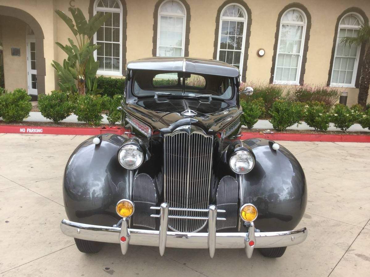 1940 PACKARD 110, 4 DRS., 6 Cyls. STRAIGHT