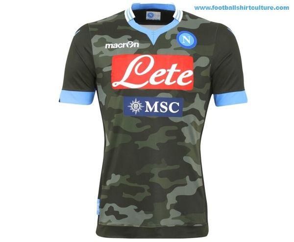 Napoli 13 14 Macron Home Away And Third Football Shirts 13 14 Kits Football Shirt Blog Soccer Jersey Football Shirts World Soccer Shop