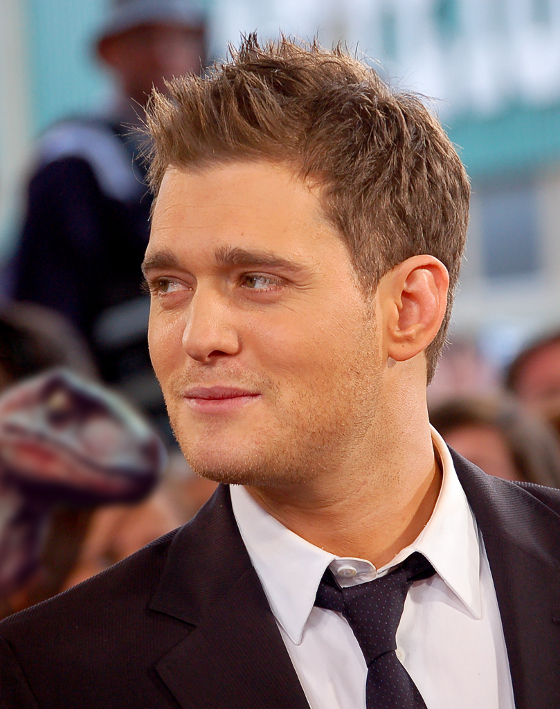 Haircut for men michael buble being stalked by a velociraptor  random things