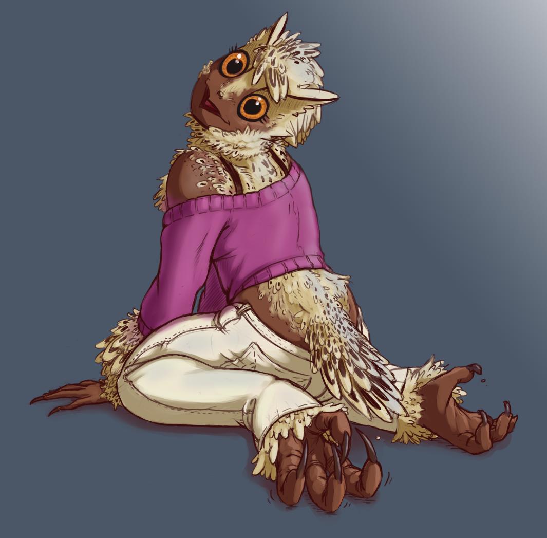 Brave Bird Suit (Braviary TF TG) by Avianine on DeviantArt