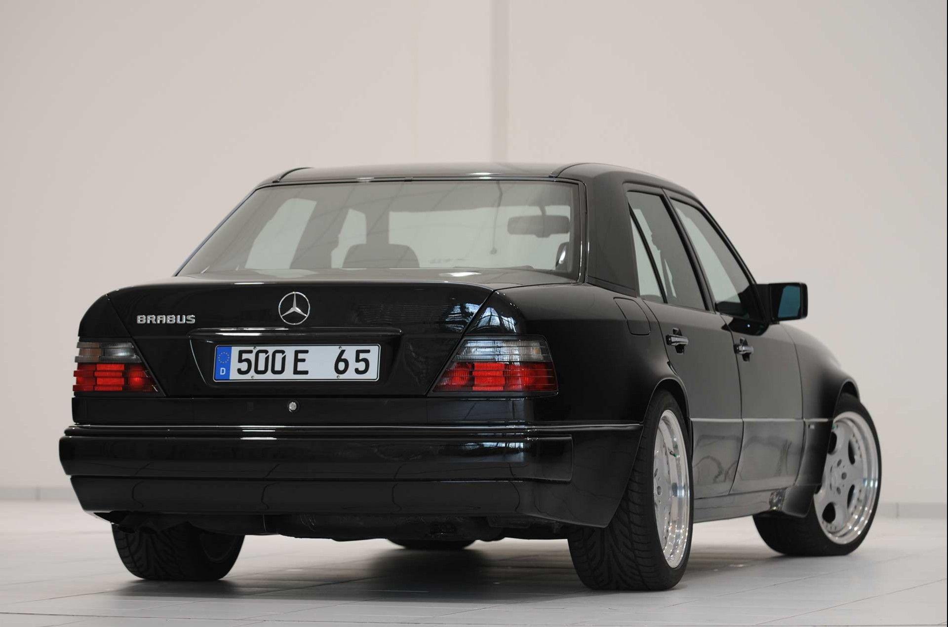 Mercedes Benz E500 Brabus 65 W124