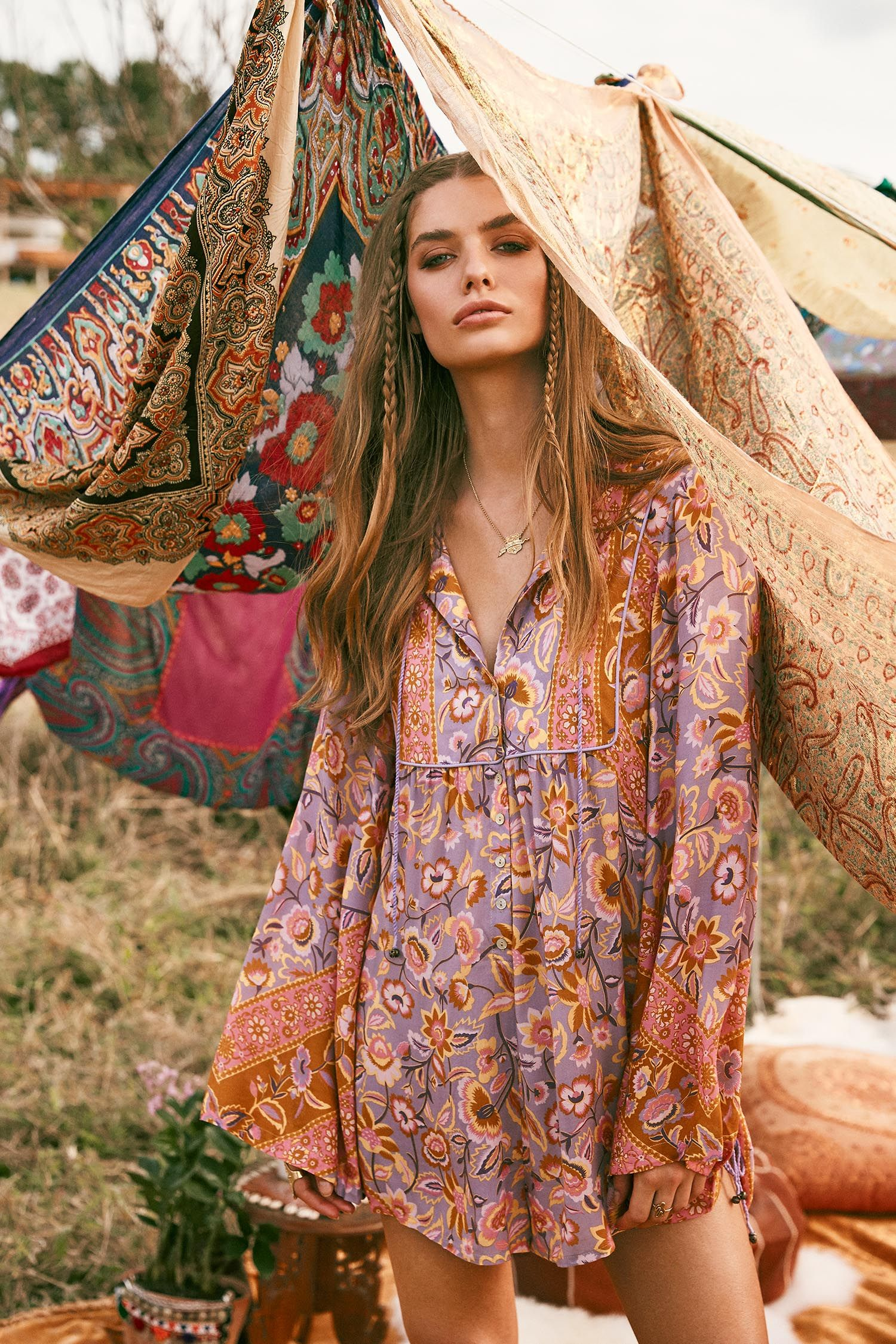 9e3f6e767c LOLITA | Gypsy | Bohemian summer dresses, Boho outfits, Boho fashion