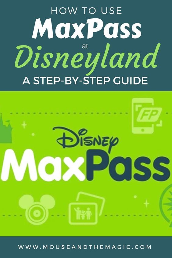 Photo of Wie benutzt man Maxpass in Disneyland?
