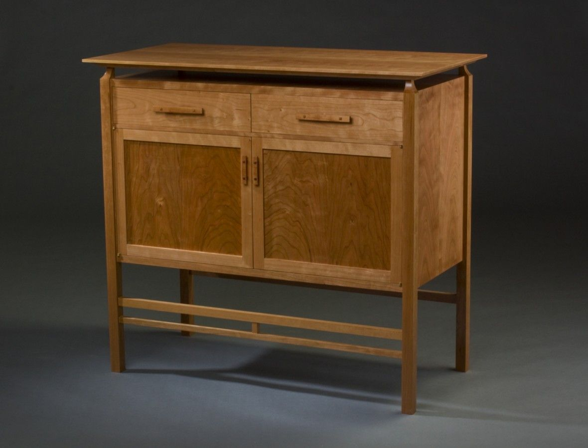 Student Work Timothy Rousseau Asian sideboard
