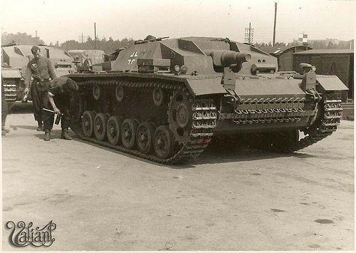 Sturmgeschütz III Ausf. C oder D (Sd.Kfz. 142)