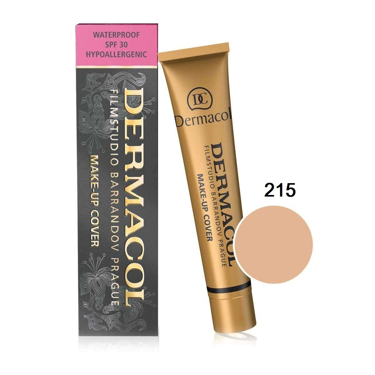 Dermacol makeup cover waterproof hypoallergenic for all