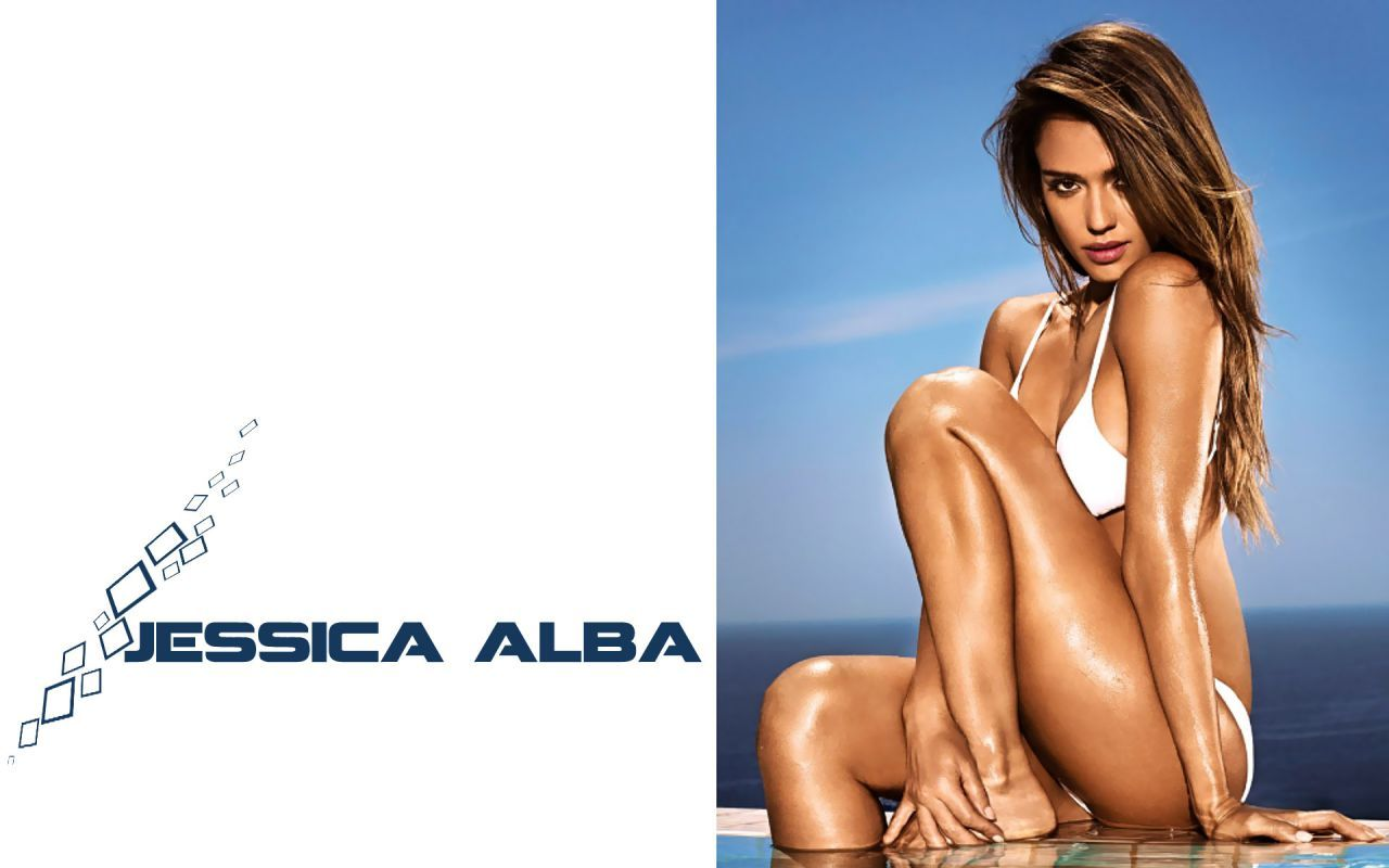 Jessica Alba Wallpaper 2016