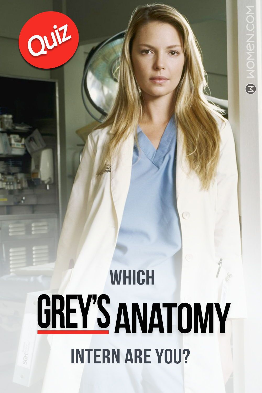 Quiz: Which Grey's Anatomy Intern Are You? #greysanatomy
