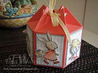 Stampin' Up! Australia - Tina White - Time to Ink Up - Independent Stampin' Up! Demonstrator: Everybunny Easter Set