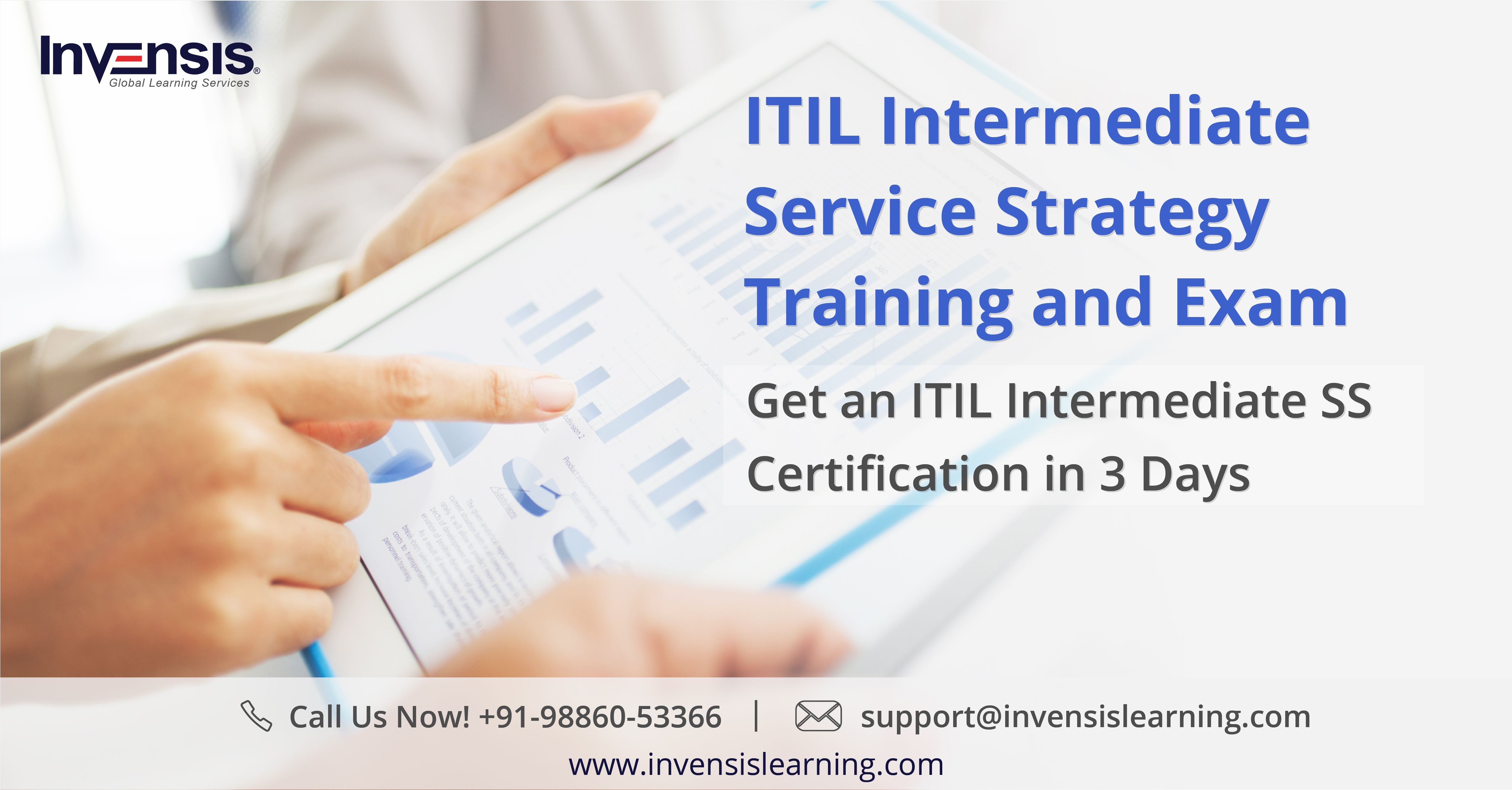 Itil Intermediate Service Strategy Ss Certification Training In