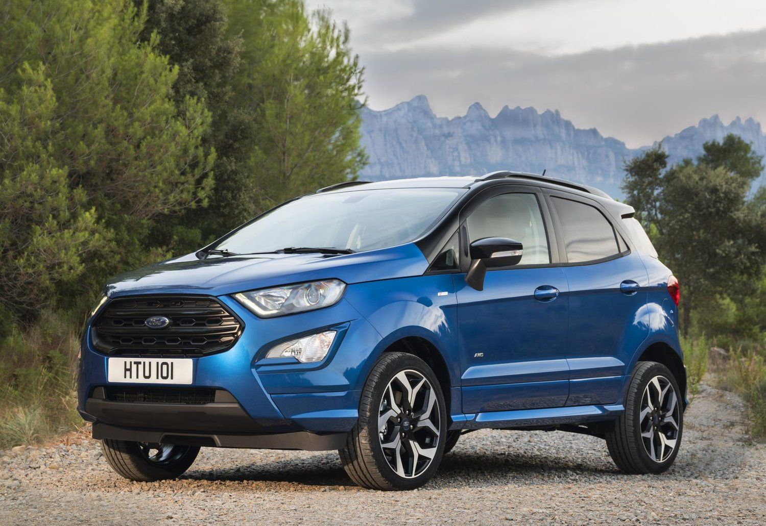 Revamped Ford Ecosport Adds St Line New Car Net Ford Ecosport