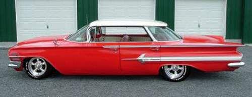 1960 Impala Sport Sedan Restoration Blog Chevrolet Impala Impala Chevrolet